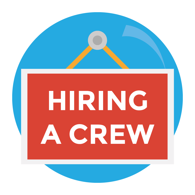 Hiring or Building a Winning Crew