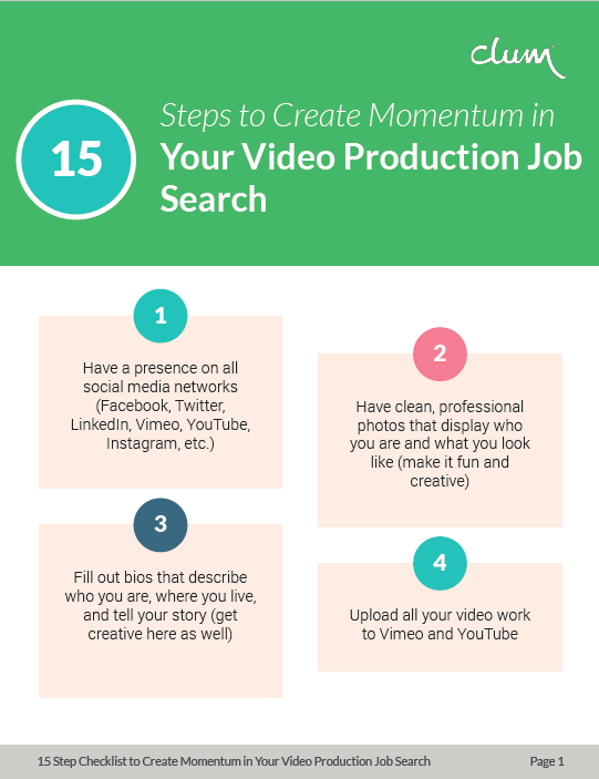 video-job-checklist