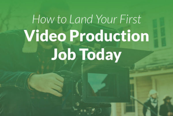 video-production-job