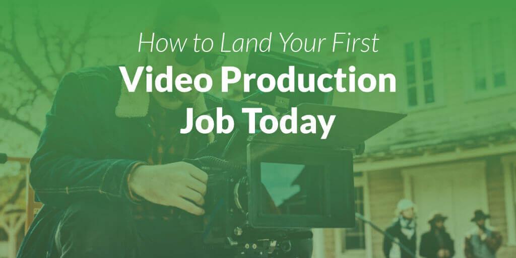 video-production-job